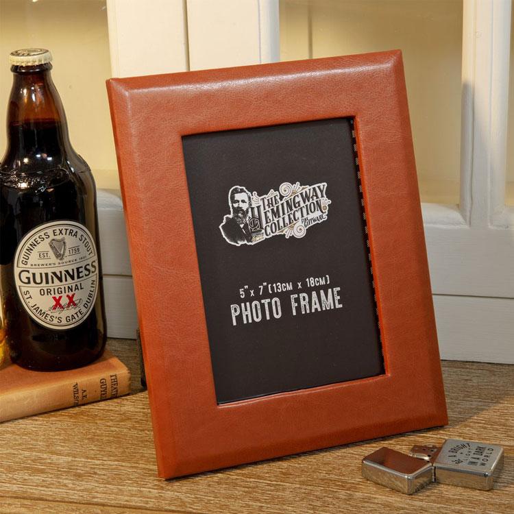 rama foto piele cadouri pentru barbati