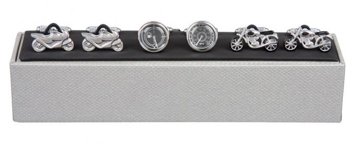 Butoni de camasa argintati colectia Juliana