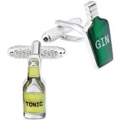 Butoni de camasa gin si tonic