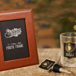 Rama piele dop pahar pentru whiskey